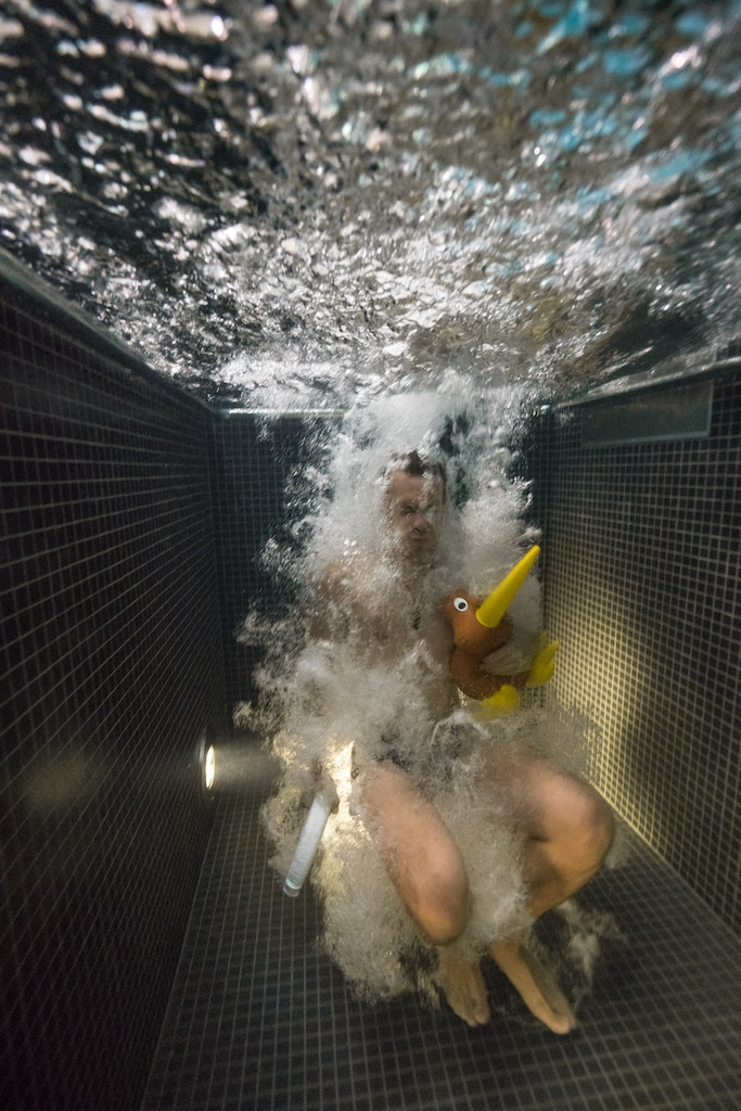 In Pictures: What Do Champion Freedivers Look Like In A