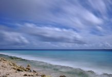 "Bonaire Shore ""Zoomy Sky"" by Flickr User: Knight725 https://flic.kr/p/8Vquvv"