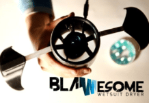 Check Out The 'Blawesome,' A New Westuit Dryer