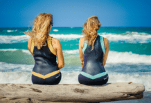 Truli Wetsuits Fit The Female Form