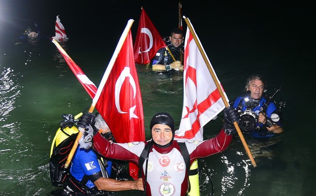 Cem Karabay World Record Scuba Dive