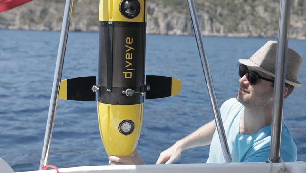 Diveye Camera System