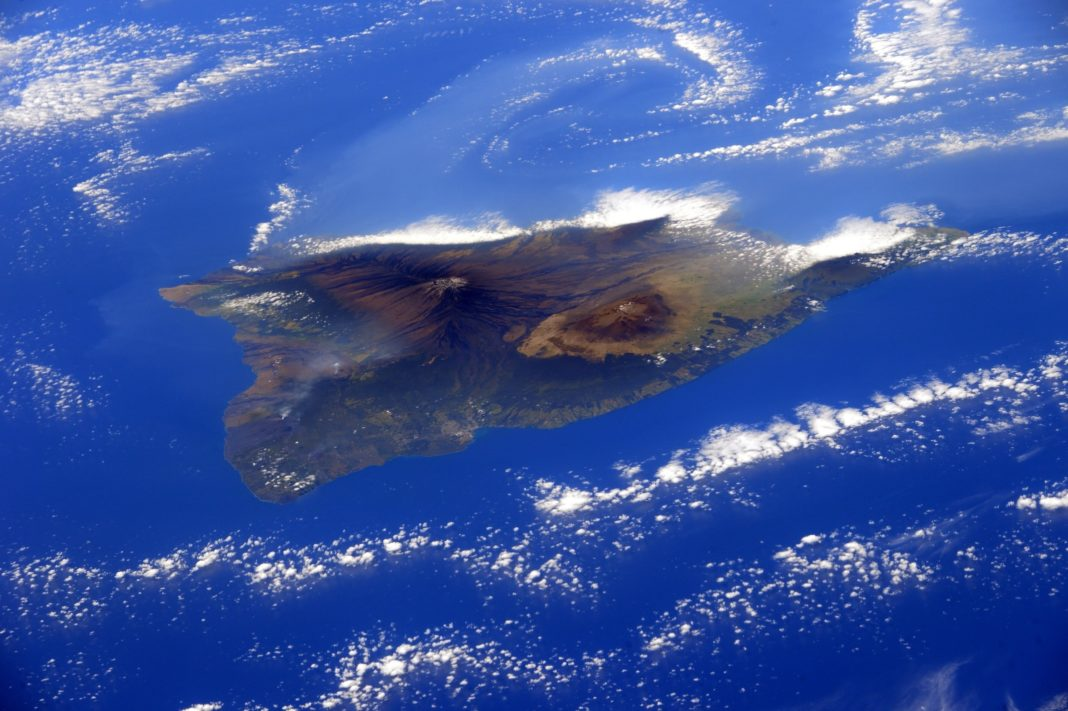 Island of Hawaii