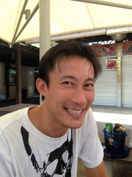 Bernard Wong