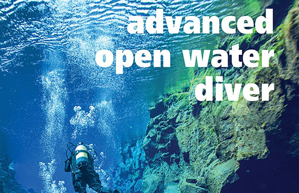 Padi To Launch Updated Advanced Open Water Diver Certification