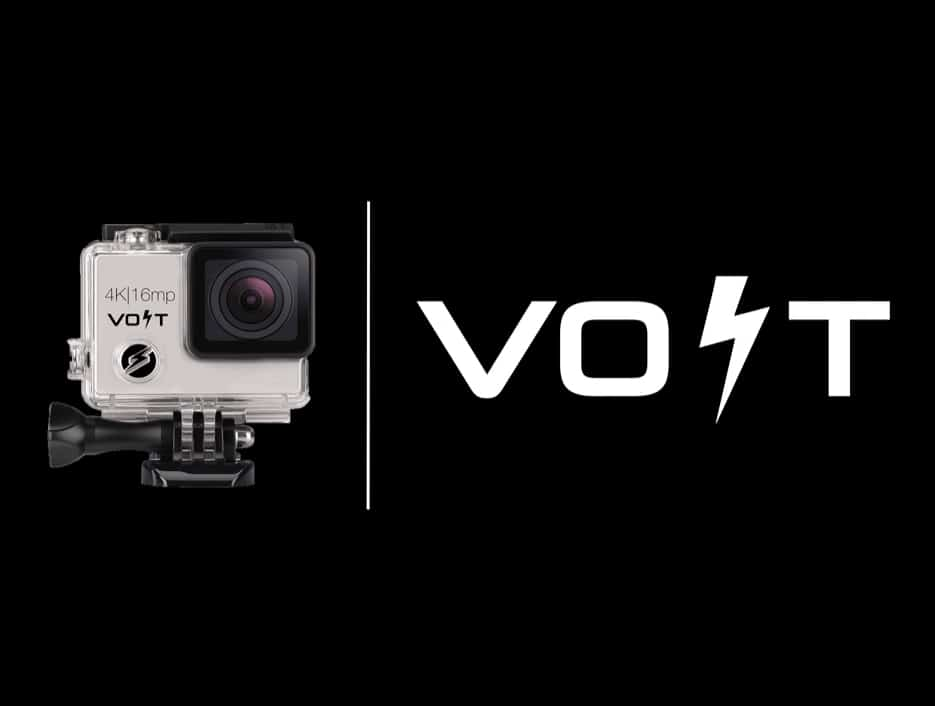 The VOLT X Action Camera Could Give GoPRo A Run For Its Money