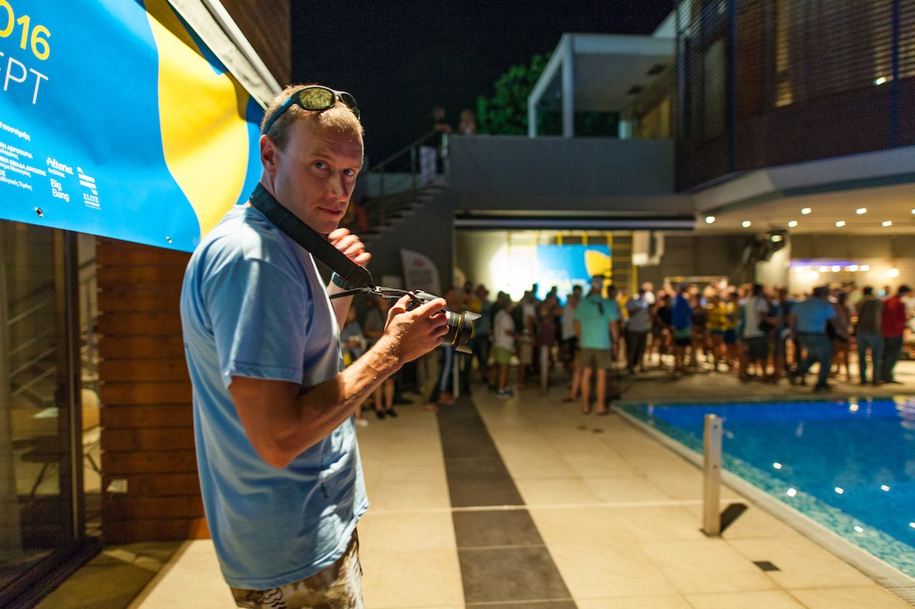 The Opening Ceremony - AIDA Team Freediving World Championships 2016