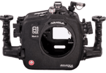 Aquatica Unveils New A1DX Mark II Underwater Housing For Canon's EOS-1D X Mark II