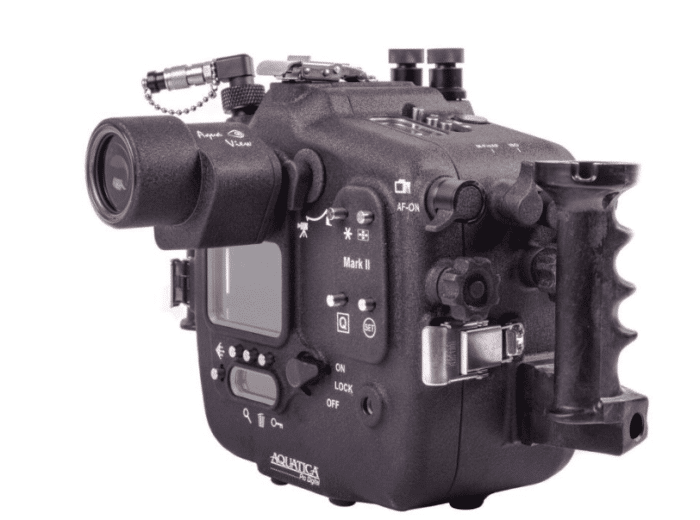 Aquatica's New A1DX Mark II Underwater Housing
