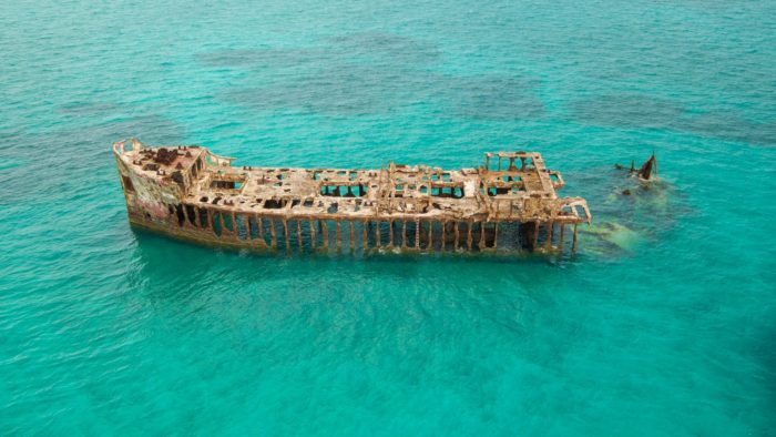 SS Sapona shipwreck