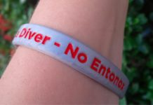 Get A Free 'No Entonox' Bracelet With A EUROTEK 2016 Weekend Pass