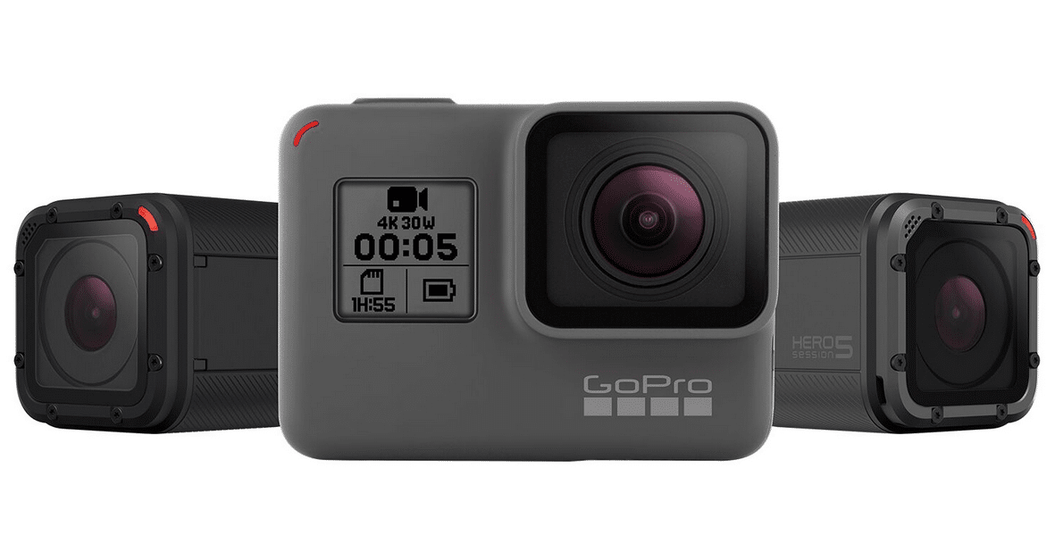 GoPro's New Hero5 Cameras Are Great For Snorkeling