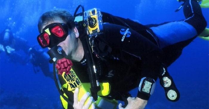 SpareAir Diver