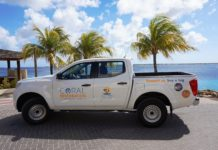 Dutch government grant allows Coral Restoration Foundation Bonaire to buy a dedicated truck
