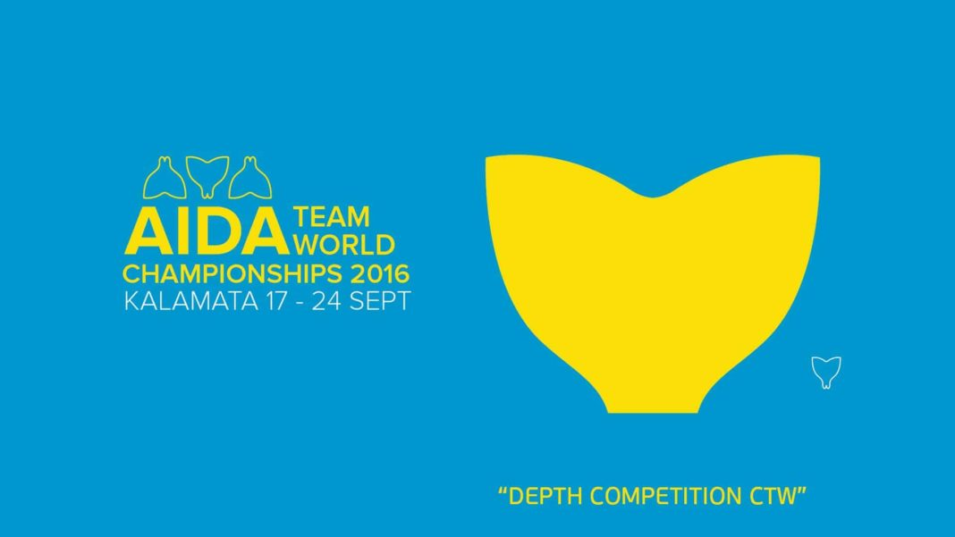 Video: Constant Weight Competition Day At The AIDA Team Freediving World Championships 2016 2
