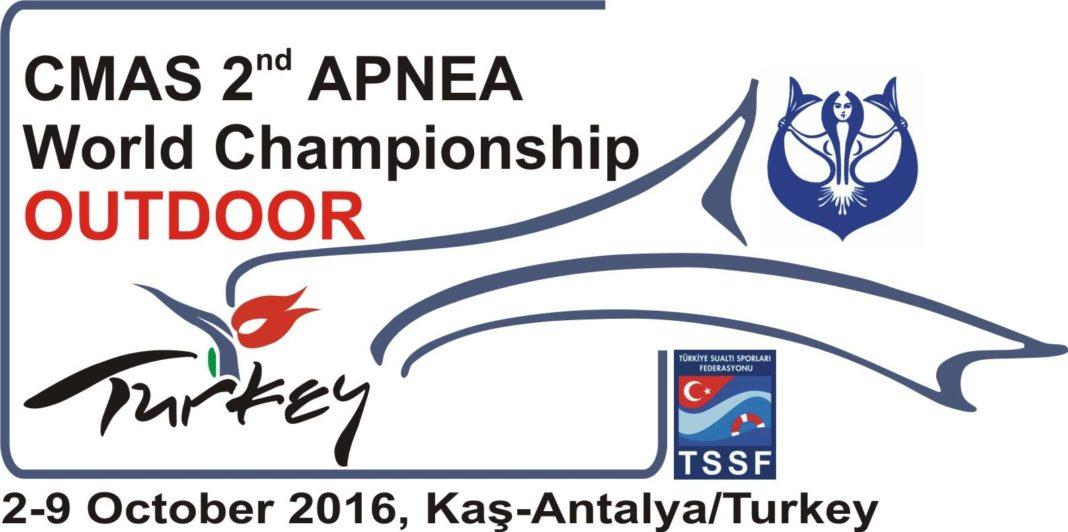CMAS 2nd Apnea World Championships 2016