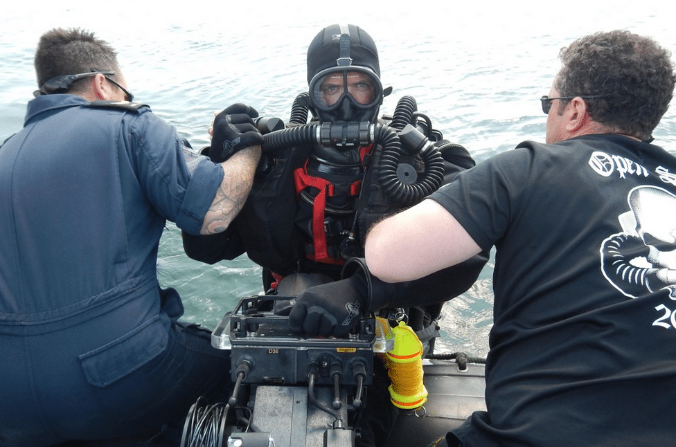 Military Divers Find WW1, WW2 Sea Mines Off Lithuania