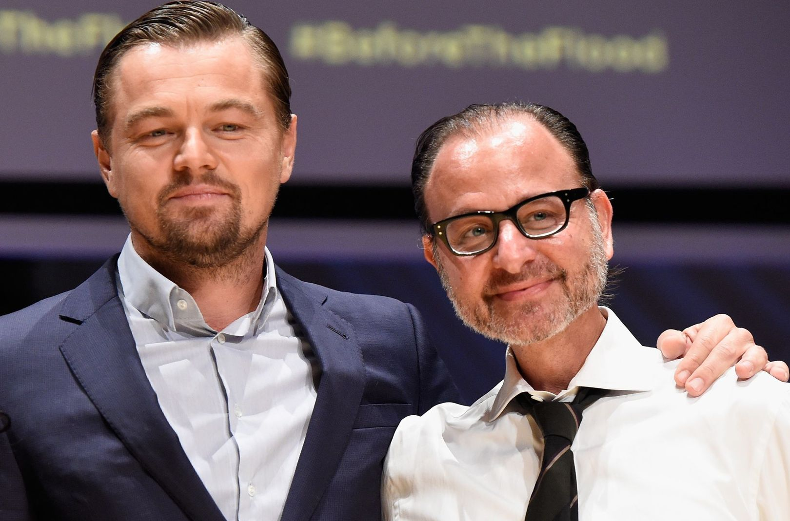 Edward Norton Saved Leonardo DiCaprio From Drowning While Shooting Documentary (Photo credit: GQ Magazine/Rex/Shutterstock)