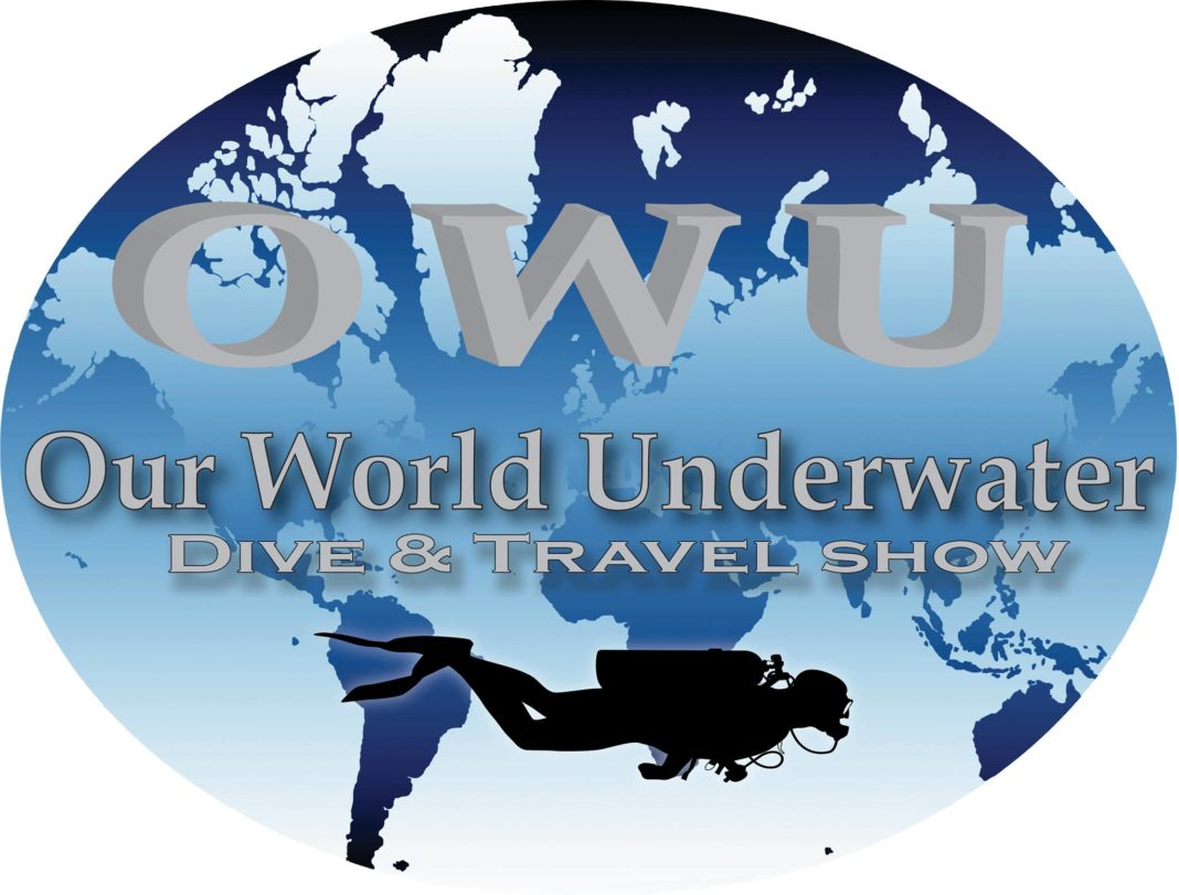 Jim Gentile now owns the Our World Underwater Dive & Travel Shows