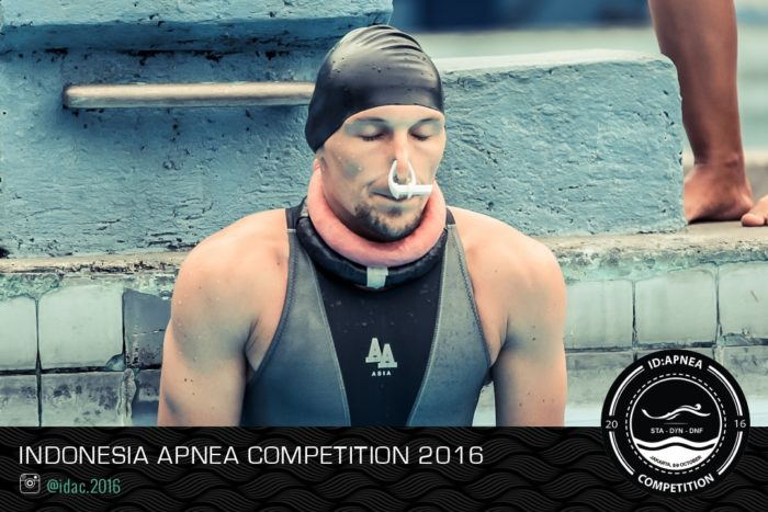 ID Indonesia Apnea Competition 2016