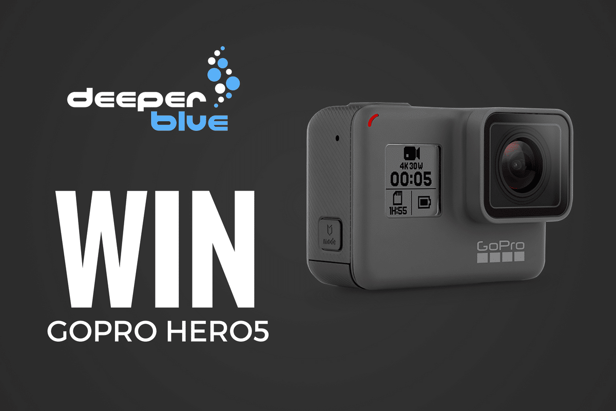 Win a GoPro Hero 5