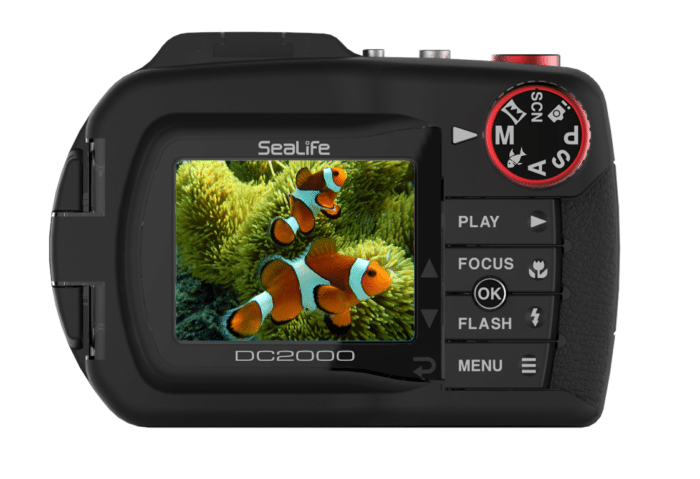 SeaLife Introduces New DC2000 Underwater Camera