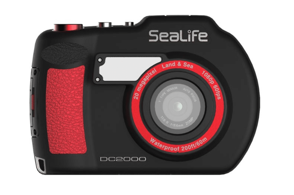 Check Out SeaLife's New DC2000 Underwater Camera 1
