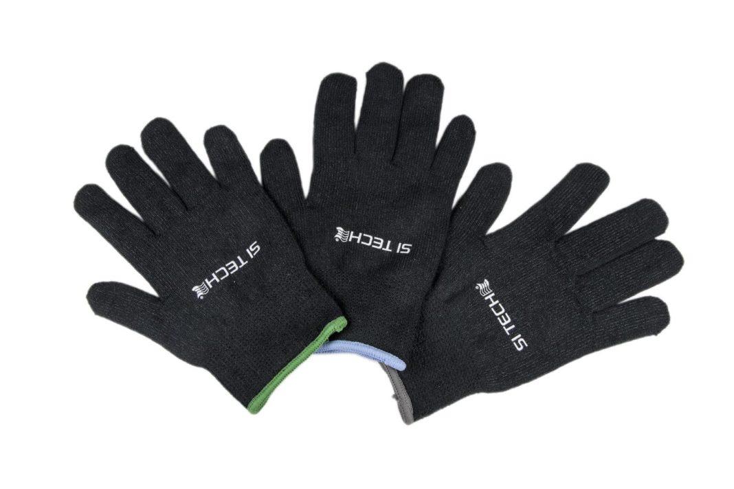 SI TECH's New Kleven Inner Drysuit Glove
