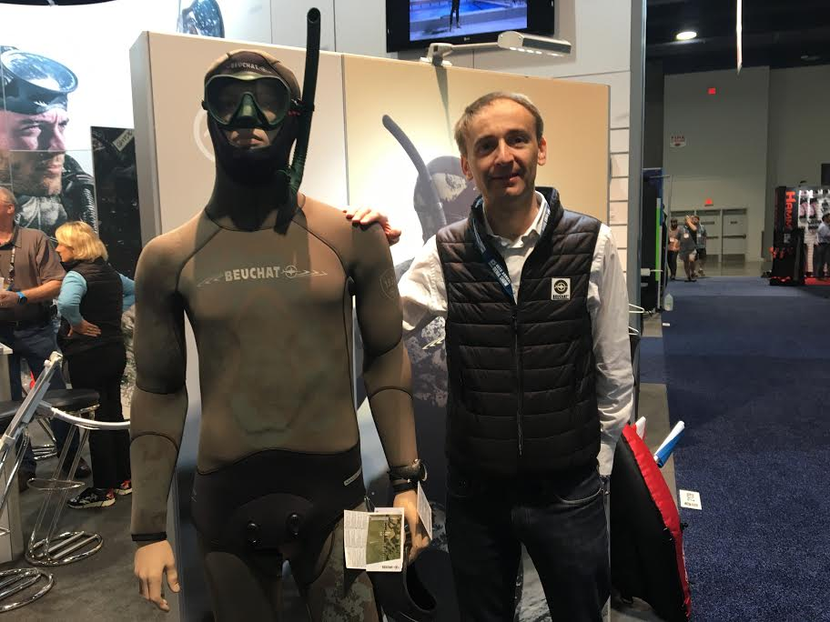 Beuchat Unveils New Spearfishing Wetsuits At DEMA Show 2016