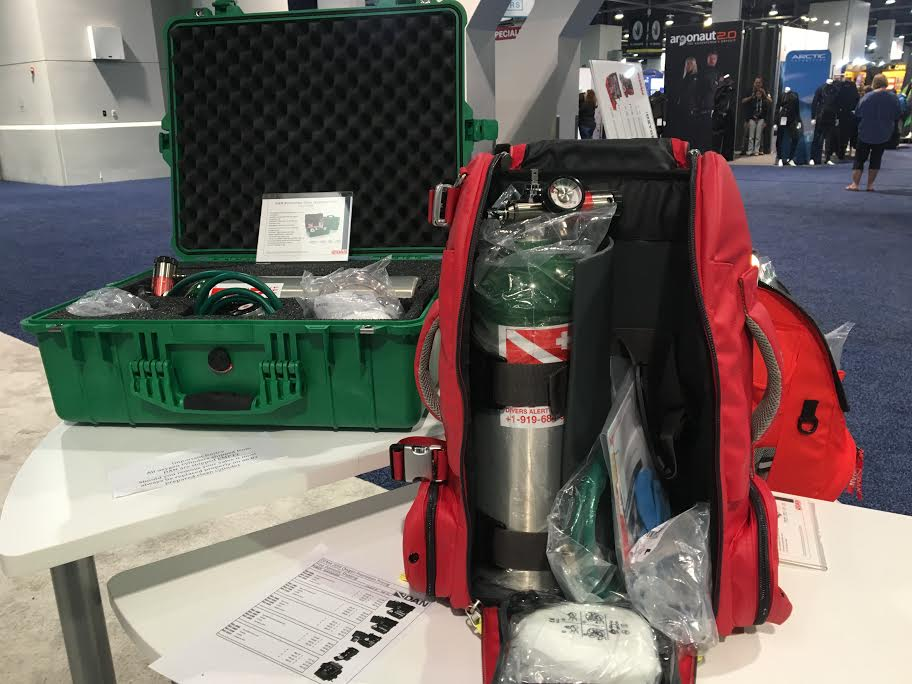 Divers Alert Network at DEMA
