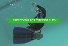 Freediving for the Disabled