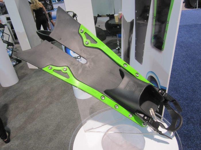Indigo Industries' 'Apex' split fin