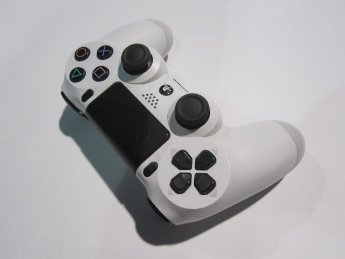 Trident controller (and yup, it's exactly what you think it is)