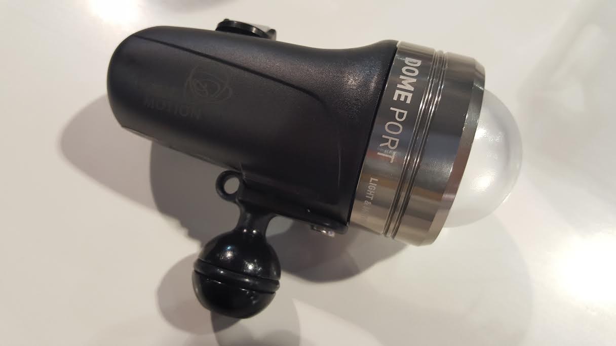 Light&Motion Unveils New Dive Lights At DEMA Show 2016