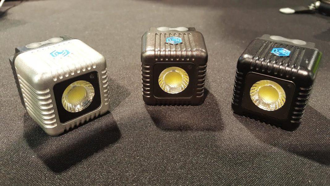 The Lume Cube LED Light