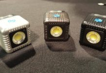 The Lume Cube LED Light