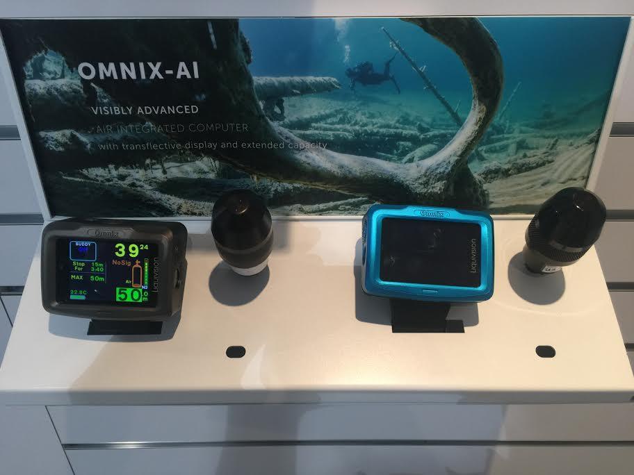 Liquivision's Omnix Dive Computer