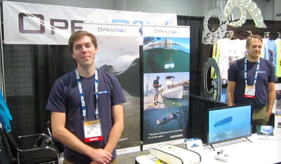 OpenROV's Trident Redefining ROV Systems and Their Uses