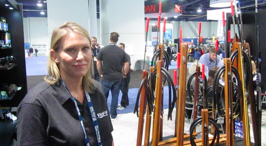 Riffe Unveils New Spearguns At DEMA Show 2016