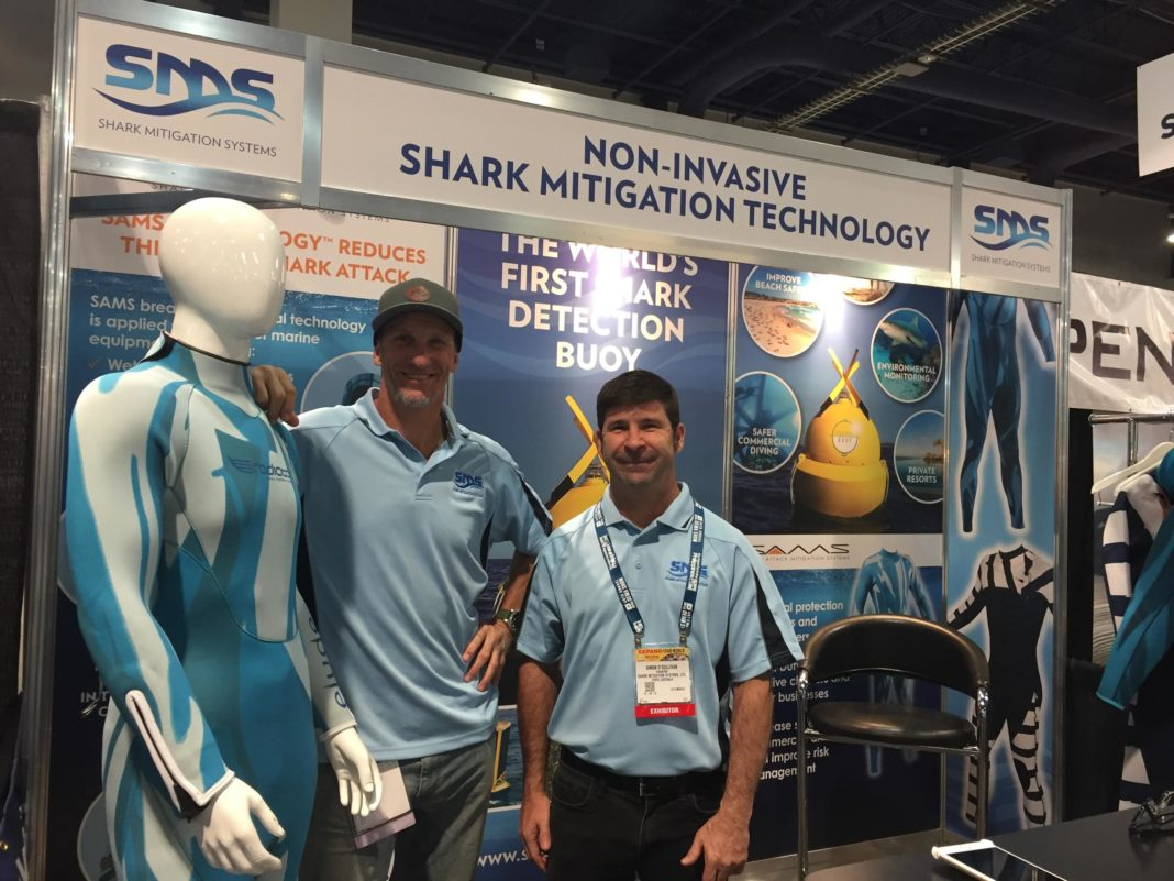 Shark Attack Mitigation Systems Shows Off New Tech At DEMA Show 2016 1