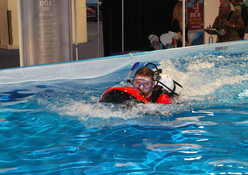 SEABOB Demo at DEMA Show