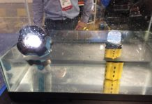 SWES Technology Shows Off Water-Powered Dive Light At DEMA Show 2016