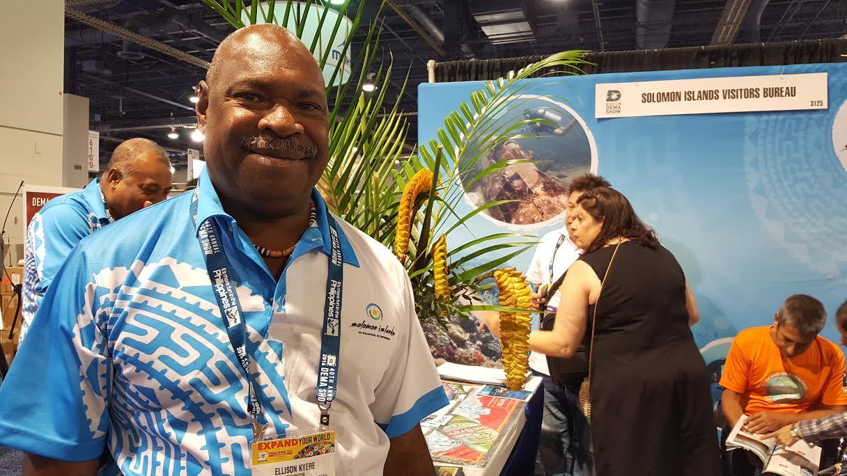 Go diving in the Solomon Islands