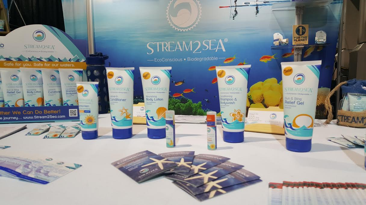 Stream2Sea at DEMA Show 2016