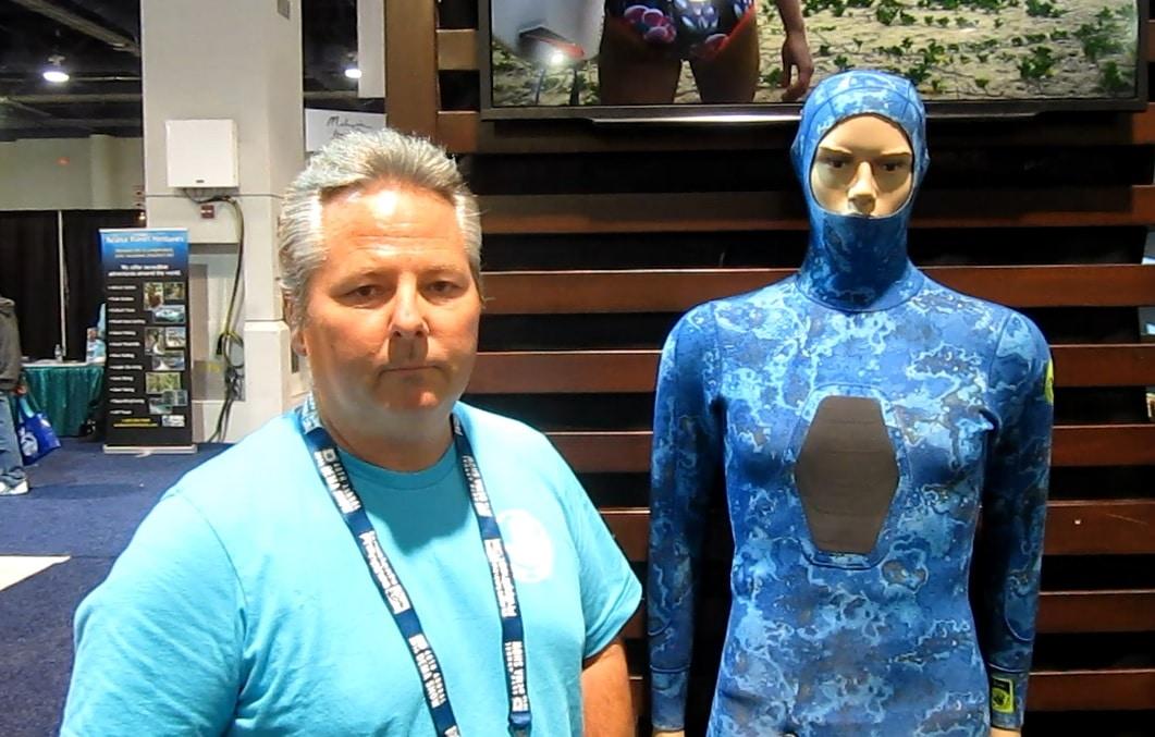 Body Glove's New Freedive Suit