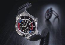 DAVOSA's New Apnea Diver Automatic Freediving Watch