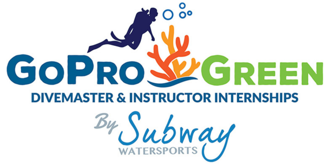 Subway Watersports Unveils New Eco-Friendly Divemaster Internship Program