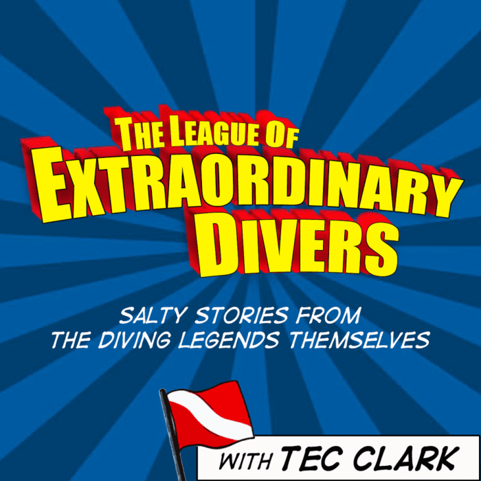 First three episodes of the League of Extraordinary Divers are out.