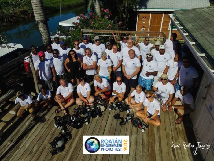 Roatan Underwater Photo Festival (Photo Credit: Rock Bottom Imaging)