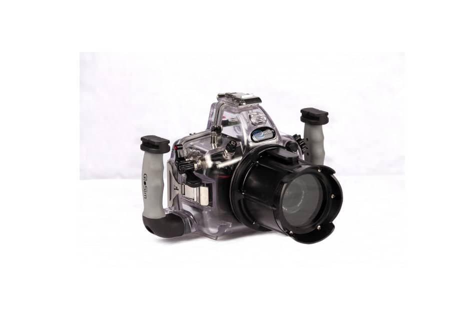 GioSim underwater camera housing